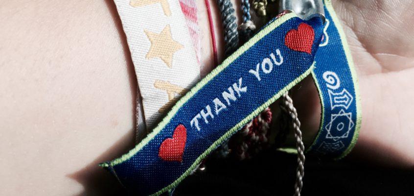 4 Ideen, wie du dankbar sein üben kannst