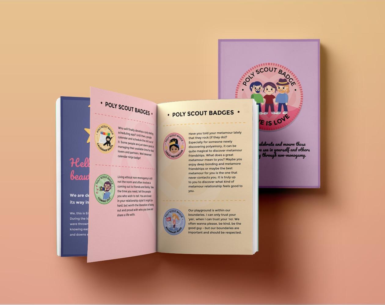 Polyamory Badges_Booklet